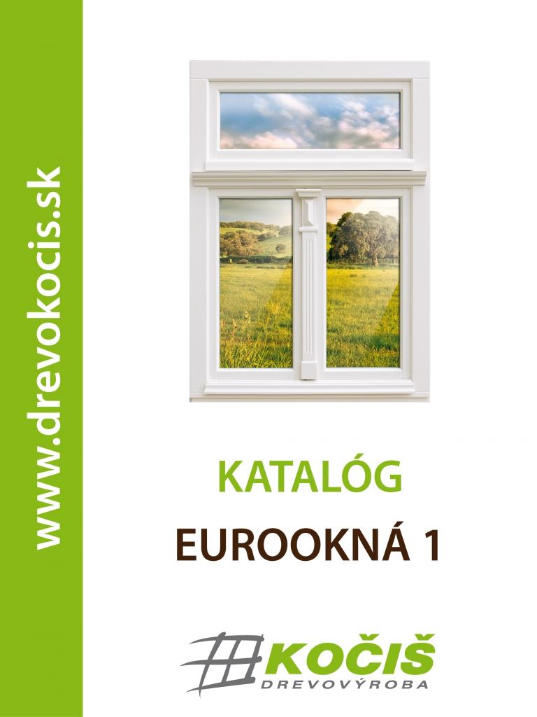 Katalóg Eurookná 1