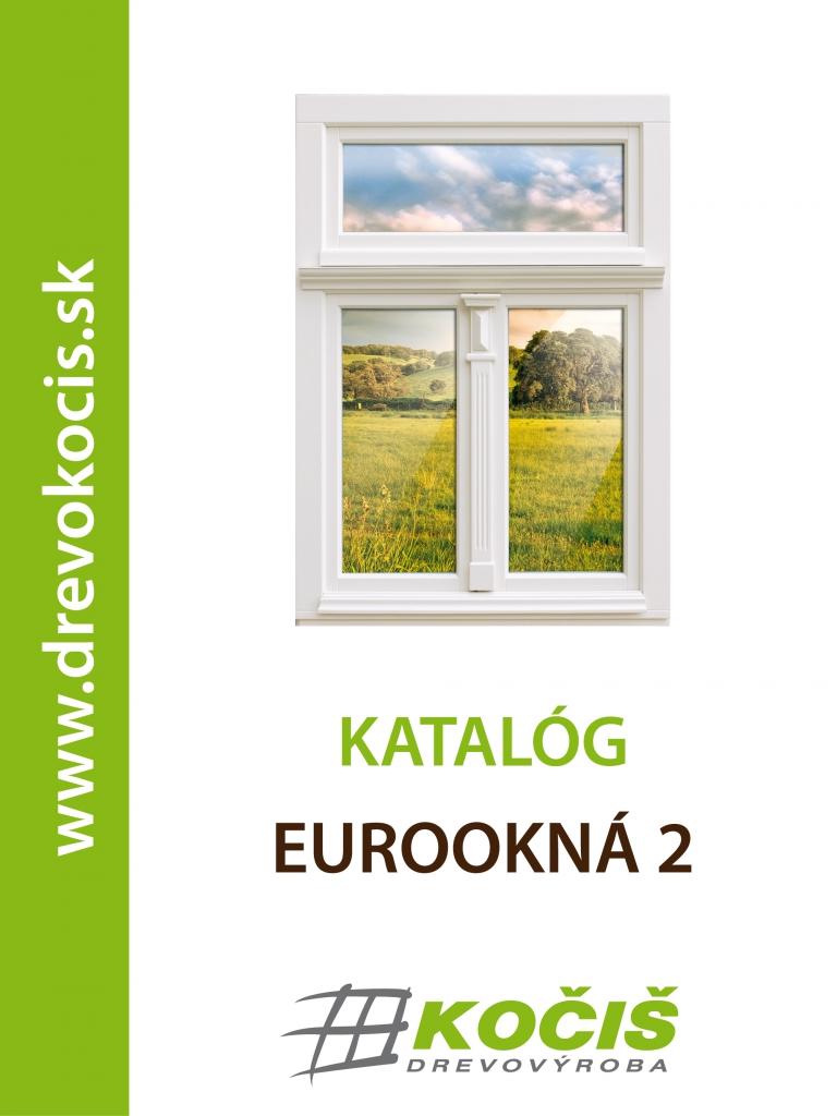 Katalóg Eurookná 2