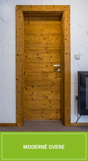 Moderné interiérové dvere
