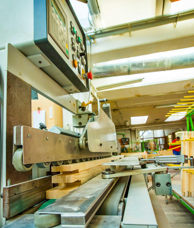 Výroba drevených euro okien