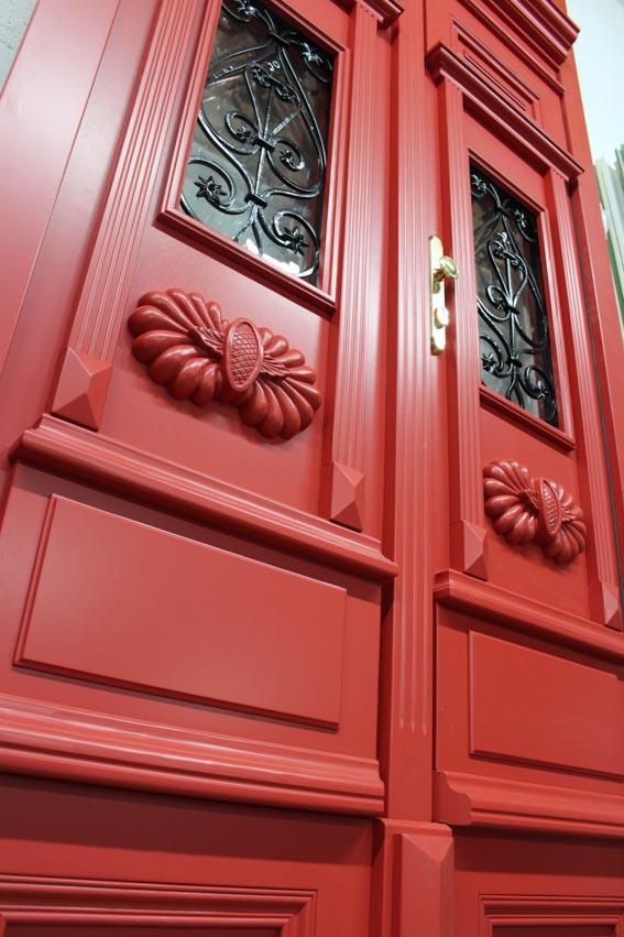 Exterierové dvere