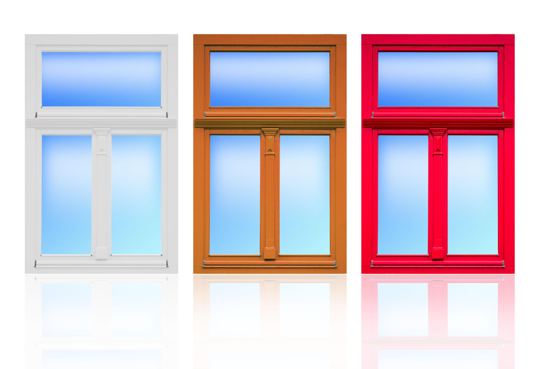 rustikálne okná