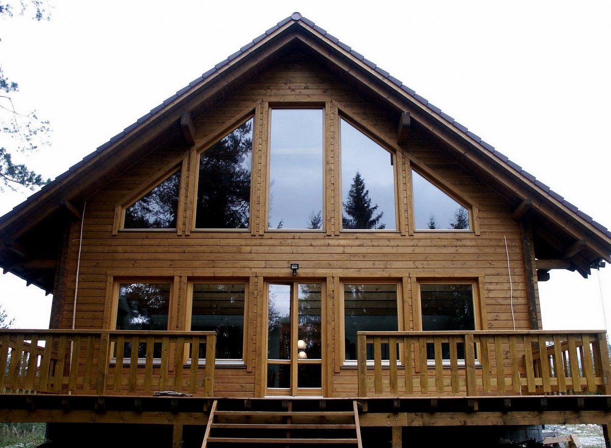 drevené eurookná