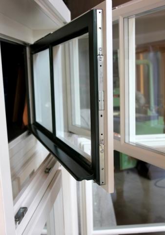 Drevené okná kastlové