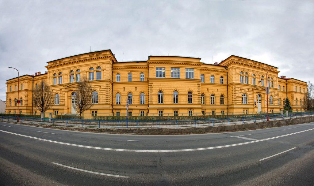 Gymnázium Školská Spišská Nová Ves