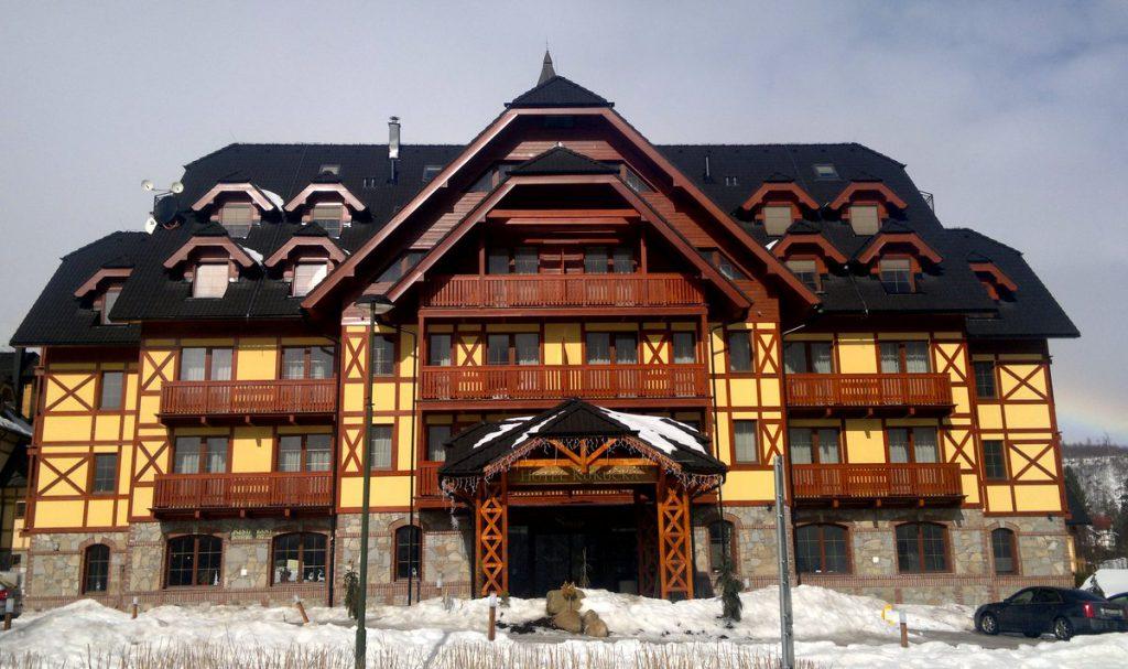 Apartmány Kukučka, Tatranská Lomnica