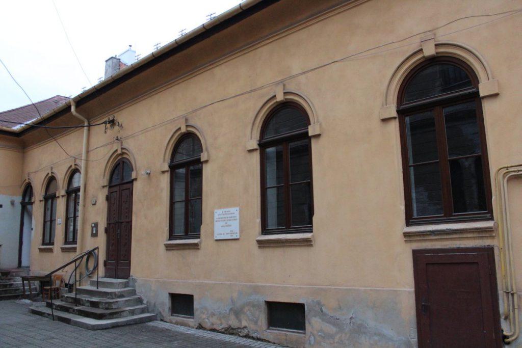 Modlitebňa Košice