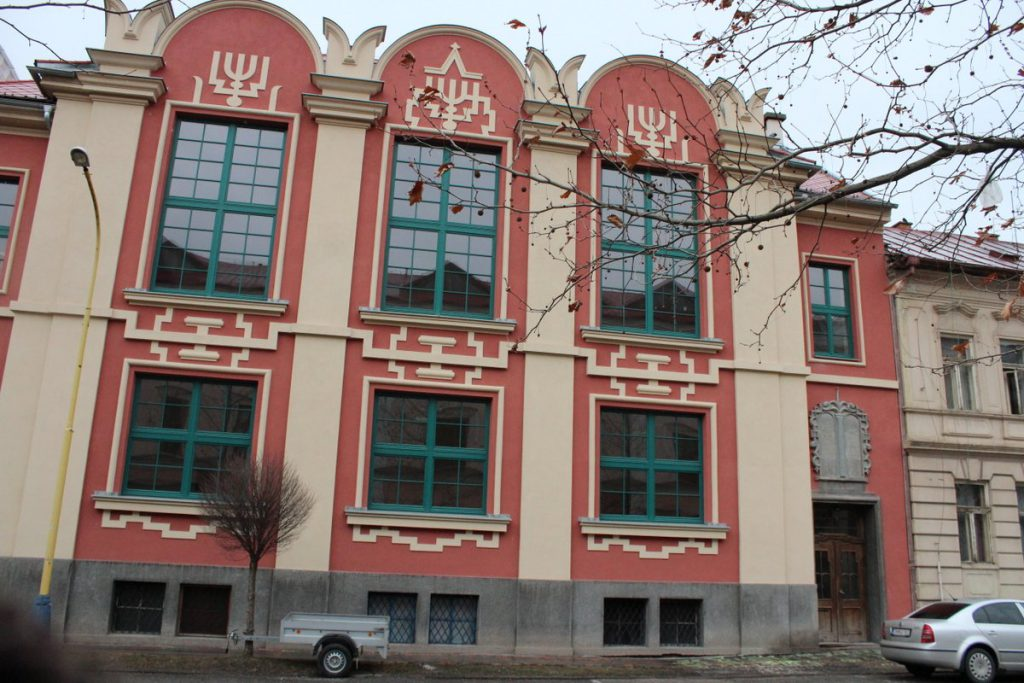 Škola na Tajovského ulici, Košice