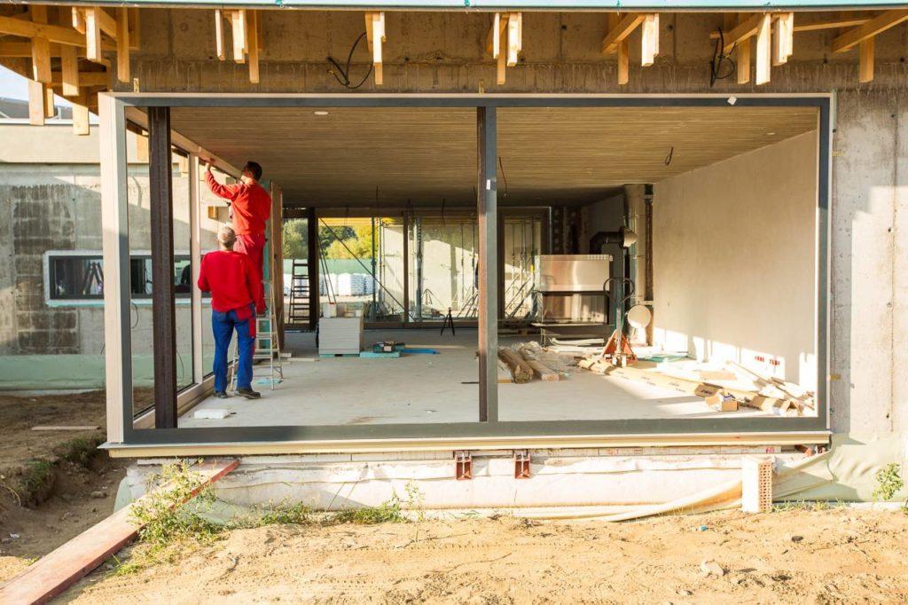 Montaž okien a dverí